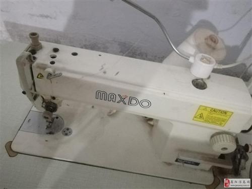 四台电子缝纫机低价售