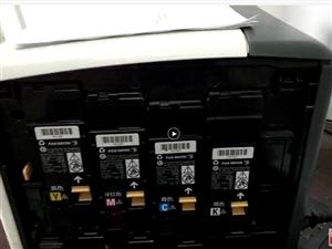 hp150彩色打印机,九成新