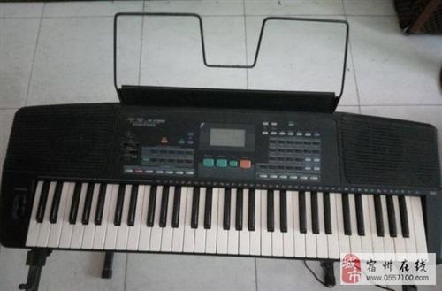 转让电子琴一部