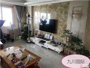 长兴九川国际滨河边套精装修带有小高层