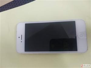 原装无锁iphone5手机