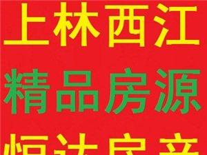 上林西江精品户型双卫.正对花园房东.急卖有多套选择