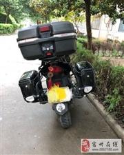 第一批GW250摩托车协议价出
