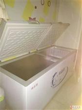 就用了两个月两米大冰箱半价出售