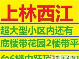 上林西江稀有精品户型正对中庭随时看3室2厅2卫