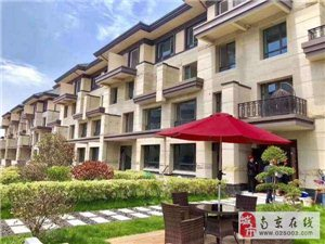 均价1.2万地铁口嘉恒有山70年产权别墅可落户南京