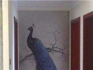 家装、工装壁纸、壁布、壁画