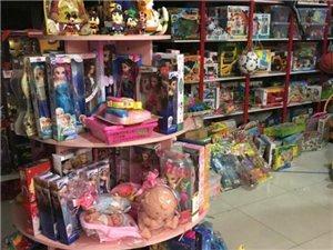 商之都负一楼全场玩具特价清仓