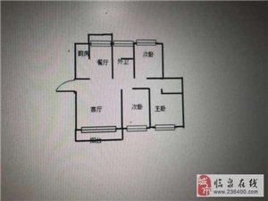 中泰锦城,黄金5楼边户,户型正气,急售