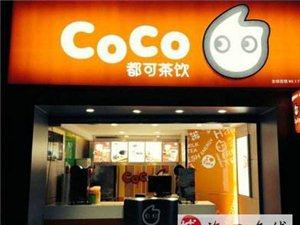coco奶茶盈利中求合伙人或者团队承包运作、转让