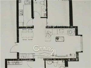 荣御新天地3室2厅2卫76万元1层带40平小院