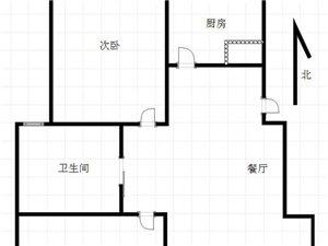 【新】急售荣御新天地2室2厅1卫带18平地下储物间