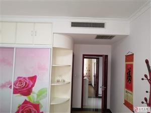 香榭世家电梯3楼150平米精装修中央空调家具家电