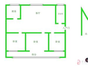 福利福利!!贵和大三室均价5200送储藏室