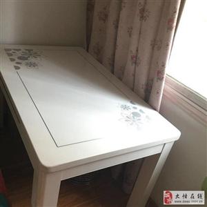 大悟二手长方形餐桌出售