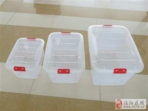 特大号塑料收纳箱透明被子玩具衣服收纳盒衣物整理箱储