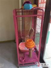 便宜出售猫笼子,送猫粮和猫沙