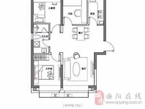 伟业小区3室2厅2卫52万元