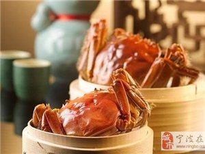 陽澄湖大閘蟹,當然選擇蟹狀元