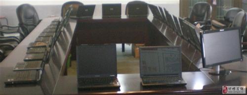 低价出售30台笔记本电脑,量大从优。