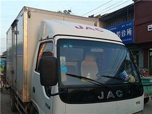 精品江淮好运JAC箱货
