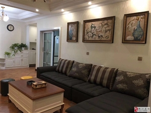 中央府邸豪装3室2厅2卫128平米喊价85.8万