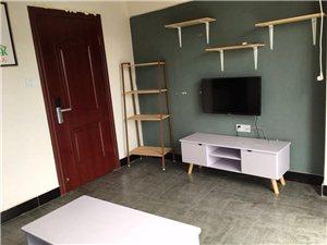 人民路九号正规一室一厅拎包入住1100元/月