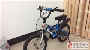 好孩子牌儿童自行车转让