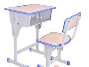 初、高中学生桌椅(全新)20套70元/套