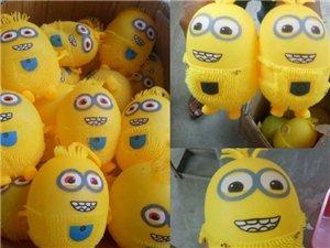 急處理一批小黃人捏捏樂玩具
