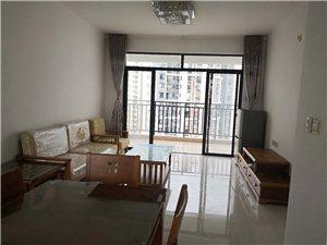 万泉绿洲精装修全新家具2室2厅1卫1800元/月