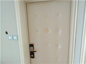 招远软包防盗门 软包门 最适合安装的季节