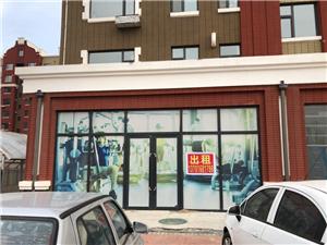 (出租) 四季华城A区广场 商业街商铺 124平米