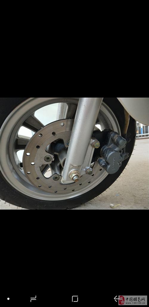 个人自用,台湾光阳雷克Like180踏板电喷摩托车