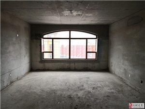 新楼新小区佳世园电梯5楼毛坯房117平可贷款