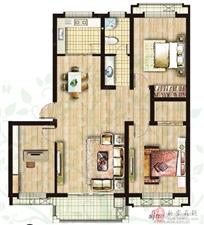 青屏苑3室2厅1卫80万元