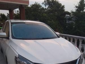 出售本人自用东风日产轩逸珍珠白轿车一辆
