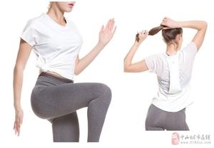 lululemon短款女T恤露露柠檬健身运动跑步瑜