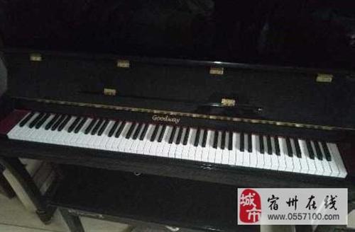 钢琴转让,闲置的,九成新