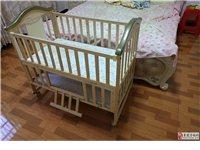婴儿床,95新没用过,带被子,价格好商量,联系电话15697262521(已经卖掉了)
