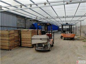 现有余家洼生产中的水泥砖厂,整体对外出租