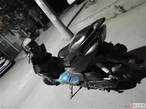 低价出售闲置摩托车一辆