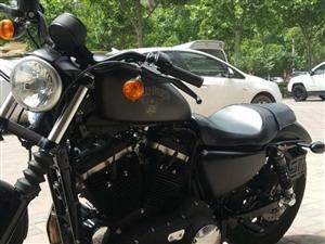 哈雷摩托车出售