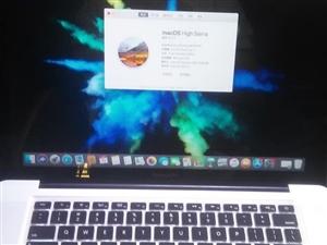 紧急出售自用苹果电脑