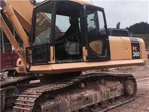 出租工程機械:小松360挖機,推土機160、220