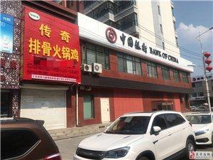 柳河县有一门市房低价出售,184平米一二楼共两层