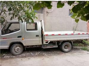 14年4月自家拉货双排货车出售