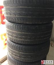 二手轮胎245、45、18处理