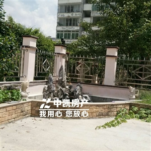 新加坡花园独幢别墅占地面积700平诚意出售