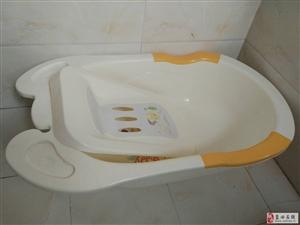 二手宝宝洗澡盆出售